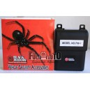 Interfaz Alzavidrio Black Widow